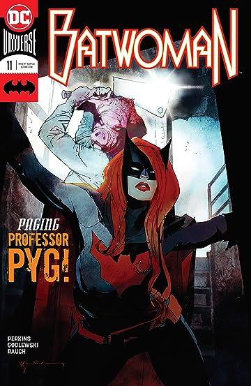 Batwoman (2017-) #11