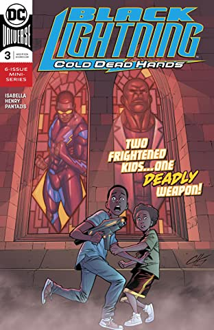 Black Lightning: Cold Dead Hands (2017-) #3