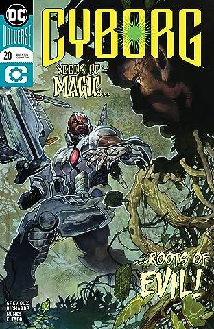 Cyborg (2016-) #20