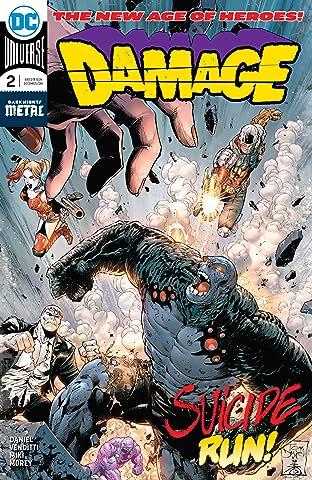Damage (2018-) #2