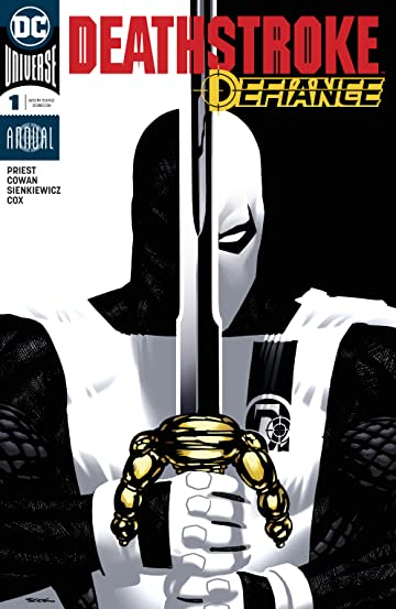 Deathstroke (2016-) Annual #1