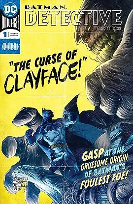 Detective Comics (2016-) Annual #1