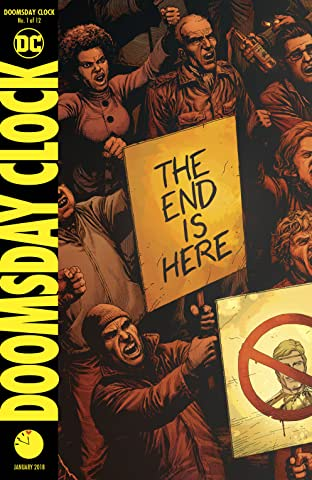 Doomsday Clock (2017-) #1 Director's Cut