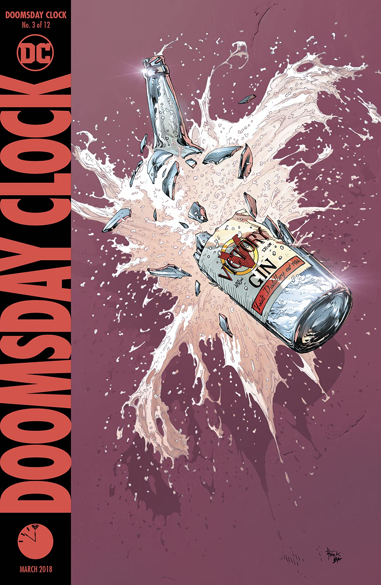 Doomsday Clock (2017-) #3