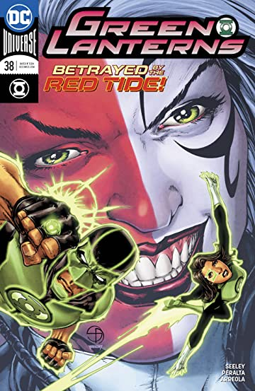 Green Lanterns (2016-) No.38