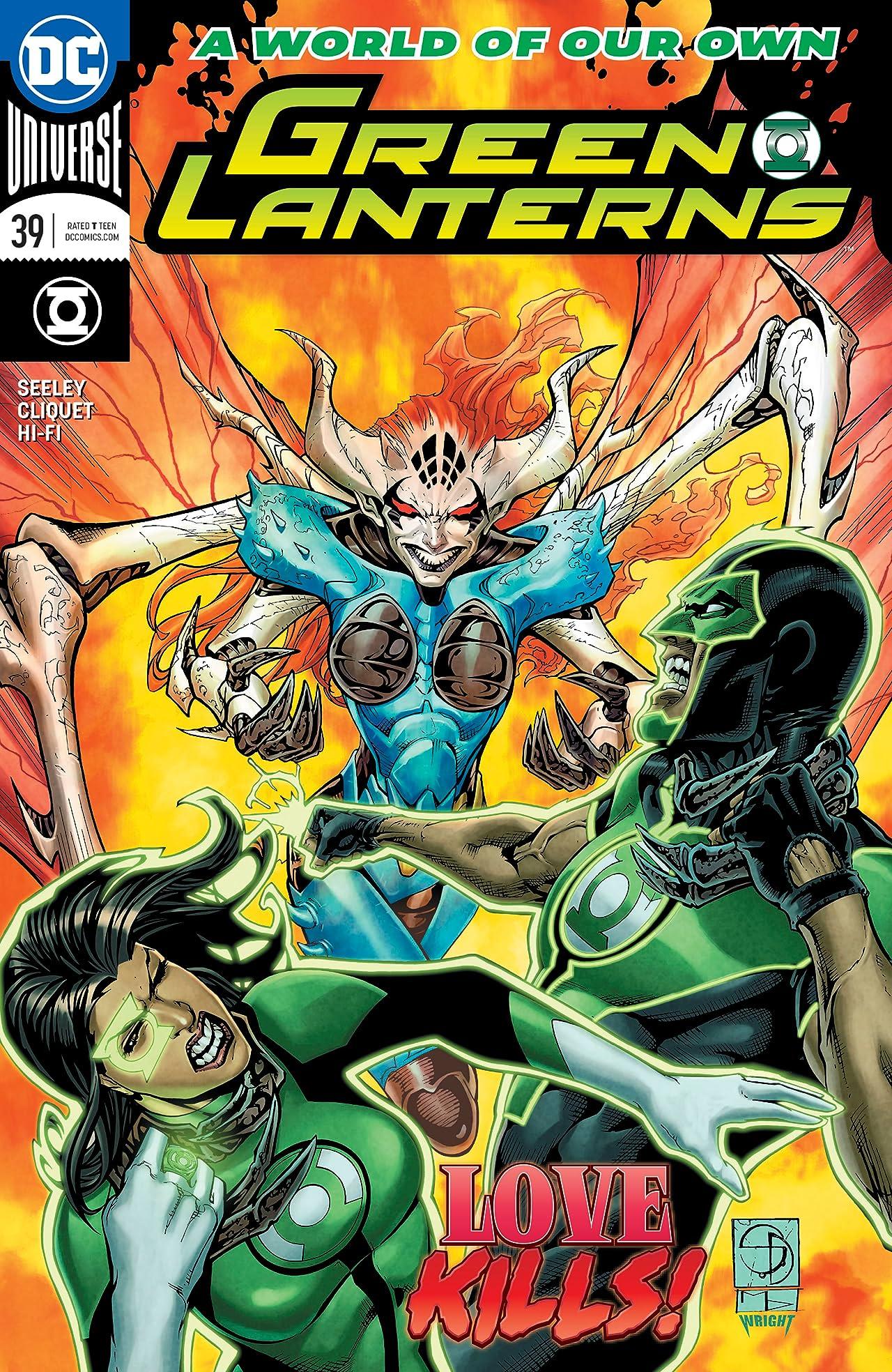 Green Lanterns (2016-) #39