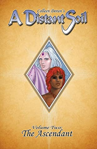 A Distant Soil Tome 2: The Ascendant