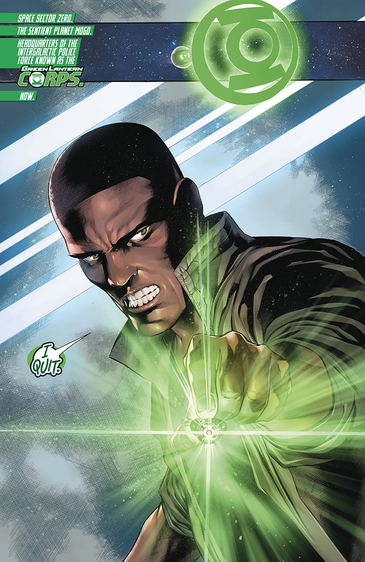 Hal Jordan and The Green Lantern Corps (2016-) #37