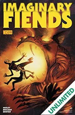 Imaginary Fiends (2017-2018) #3
