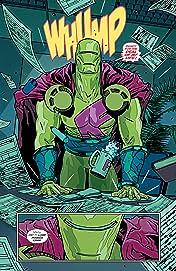 JLA/Doom Patrol Special (2018) #1