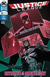 Justice League (2016-) #36
