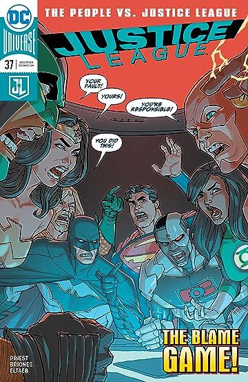 Justice League (2016-) No.37