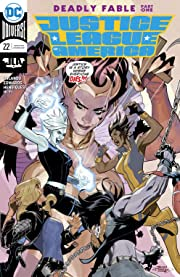 Justice League of America (2017-2018) #22