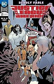 Justice League of America (2017-2018) #23