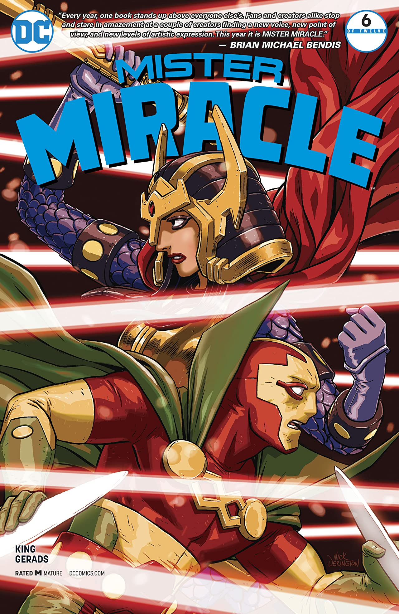 Mister Miracle (2017-) #6