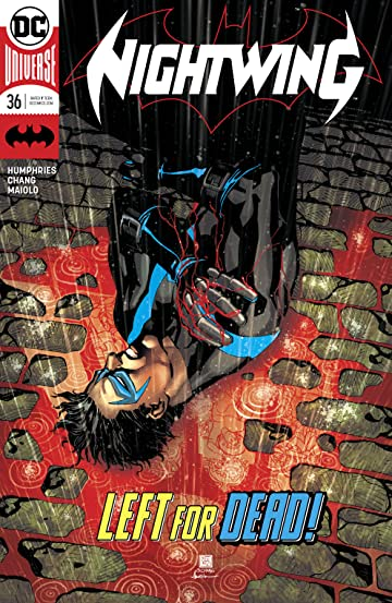 Nightwing (2016-) No.36