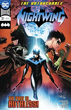Nightwing (2016-) #37