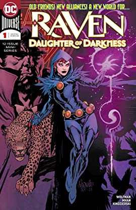 Raven: Daughter of Darkness (2018-2019) #1