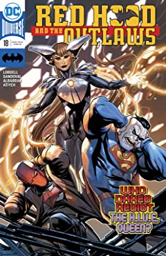 Red Hood and the Outlaws (2016-) No.18