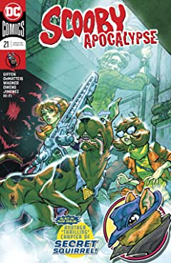 Scooby Apocalypse (2016-) No.21
