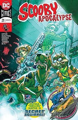 Scooby Apocalypse (2016-) #21