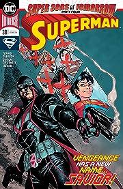 Superman (2016-) #38