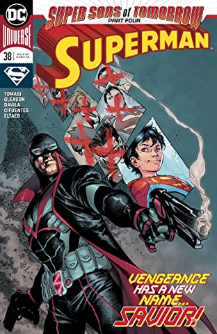 Superman (2016-) No.38
