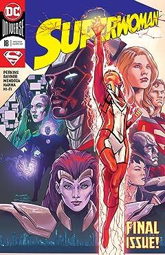 Superwoman (2016-2017) No.18