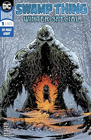 Swamp Thing Winter Special (2018) No.1