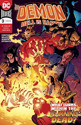 The Demon: Hell is Earth (2017-2018) #3