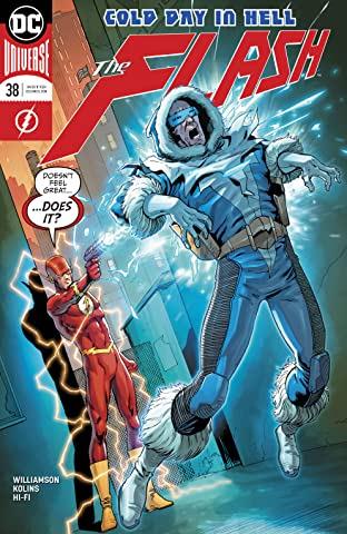 The Flash vol. 5 (2016-2018) 606614._SX312_QL80_TTD_