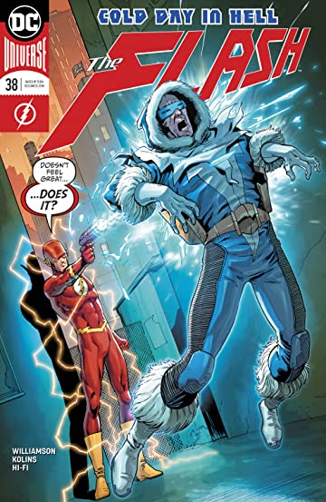 The Flash (2016-) #38