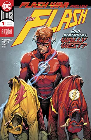 The Flash vol. 5 (2016-2018) 606624._SX312_QL80_TTD_