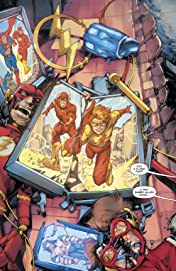 The Flash (2016-) Annual #1