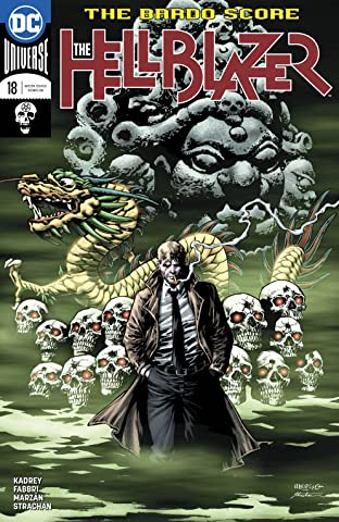 The Hellblazer (2016-) #18