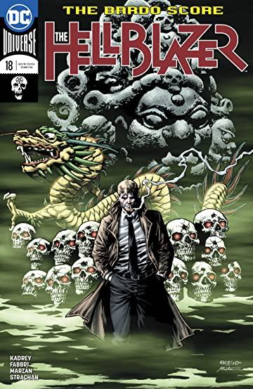 The Hellblazer (2016-) #18