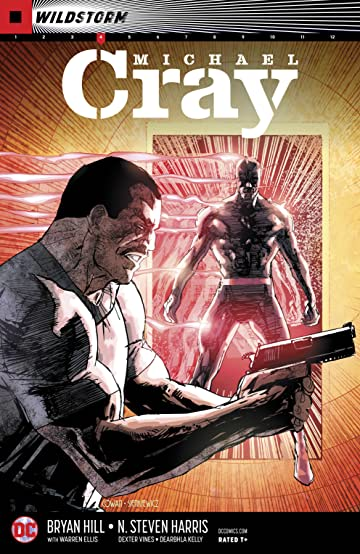 The Wild Storm: Michael Cray (2017-) #4