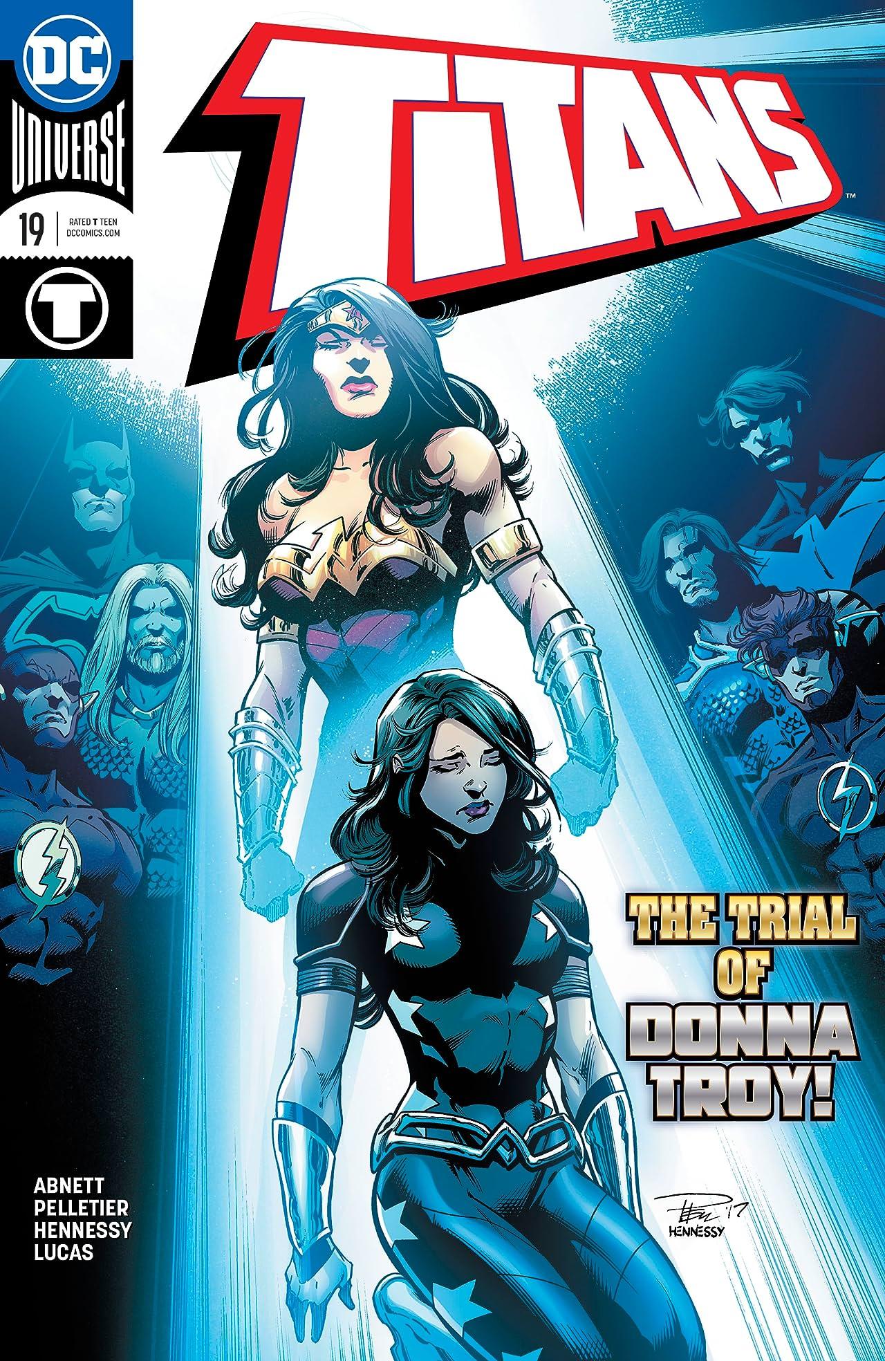 Titans (2016-) #19