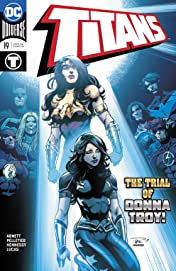 Titans (2016-) No.19