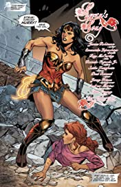 Wonder Woman (2016-) No.38