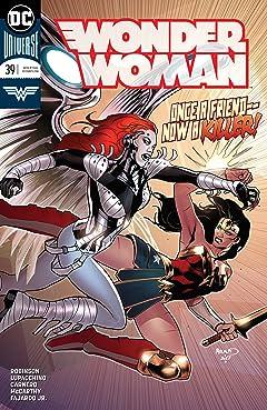 Wonder Woman (2016-) #39