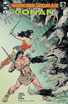 Wonder Woman/Conan (2017-2018) #5