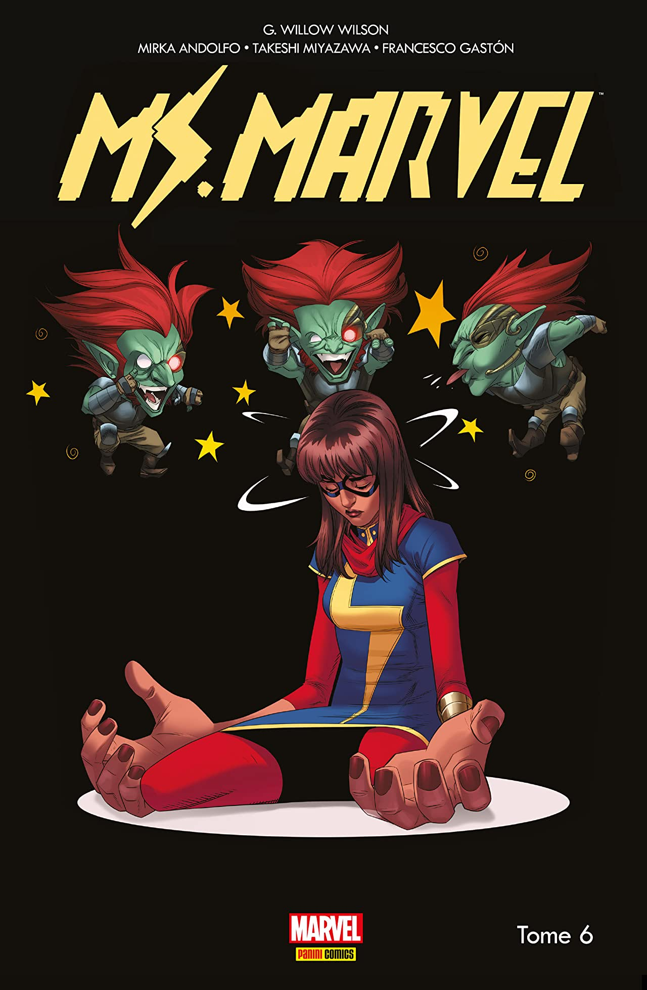 Ms. Marvel Vol. 6: Dégâts par seconde