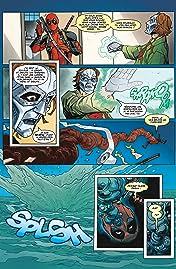 Deadpool vs Thanos: Jusqu'à ce que la mort nous sépare