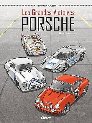 Les Grandes victoires Porsche Vol. 1: 1952-1968