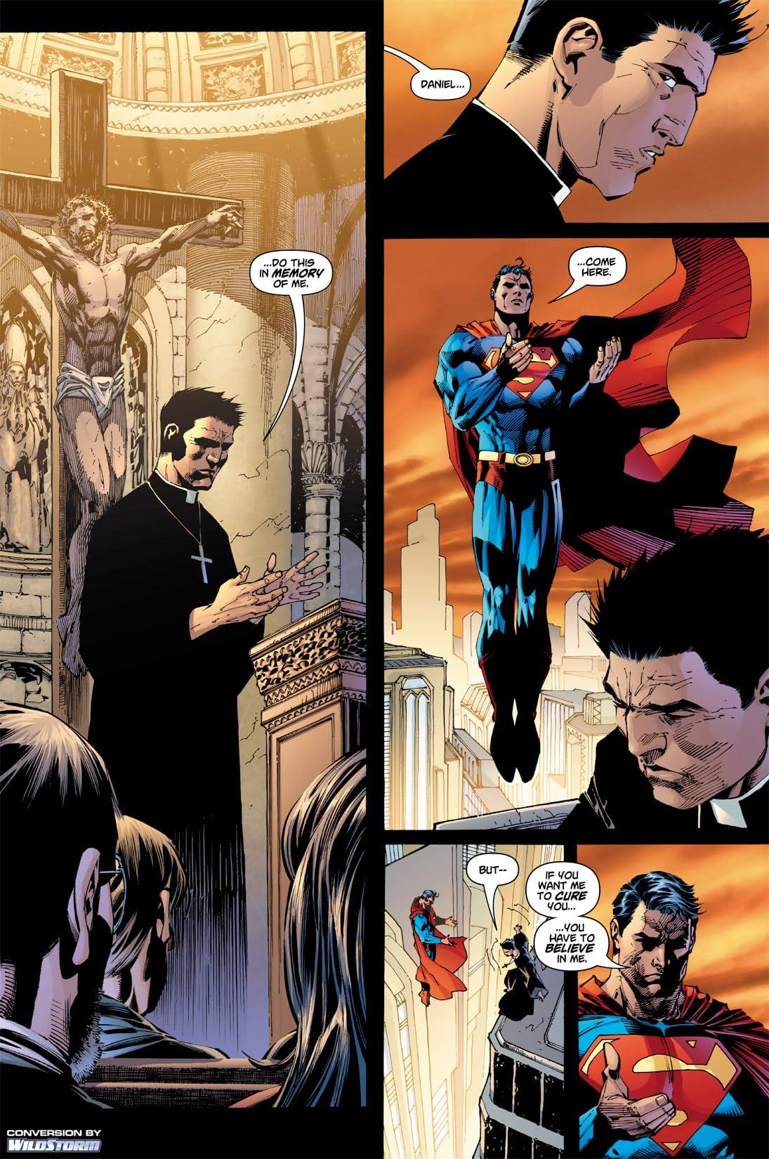 Superman (1987-2006) #210