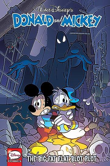 Donald and Mickey: The Big Fat Flat Blot Plot