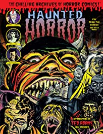 Haunted Horror Vol. 7: Cry From The Coffin