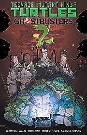Teenage Mutant Ninja Turtles/Ghostbusters II