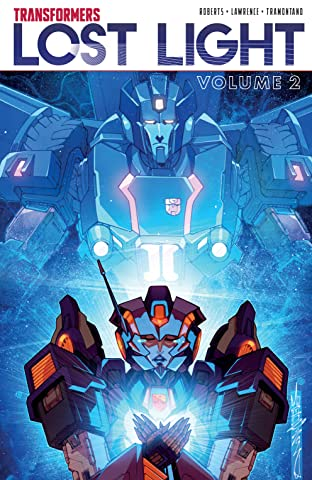 Transformers: Lost Light Tome 2